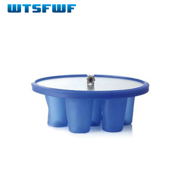 Wtsfwf Freeshipping High Quality Rubber Slicone Clamp Mold For Glass Goblet For 3D Sublimation Heat Press Transfer Machine wtsfwf freeshipping 6pcs lot 12oz conic mug clamp rubber conic mug clamp silicone cone mug clamp for 3d sublimation transfer