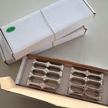 ALLMEJORES 100pcs Sunpower solar cell Tabbing wire Dog Bone Tab wire C60 Solder strip DIY Solar