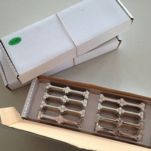 ALLMEJORES 100pcs Sunpower solar cell Tabbing wire Dog Bone Tab wire C60 Solder strip DIY Solar panel Freeshipping