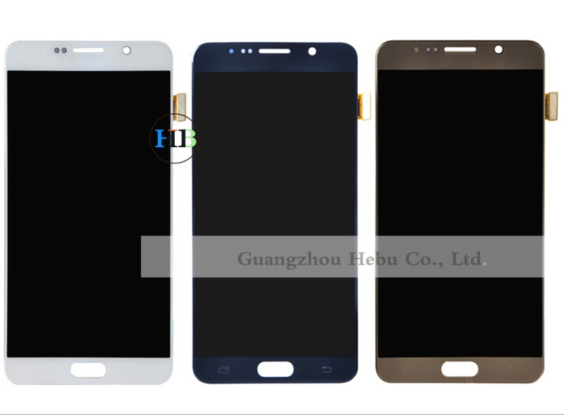 Brand New 10Pcs Tested Lcd For Samsung Galaxy Note 5 N9200 Lcd Display With Touch Screen Digitizer Assembly Free DHL 3-7 Days 10pcs free dhl oem no spot quality 10 1 lcd display with touch screen panel digitizer assembly for samsung galaxy note n8000