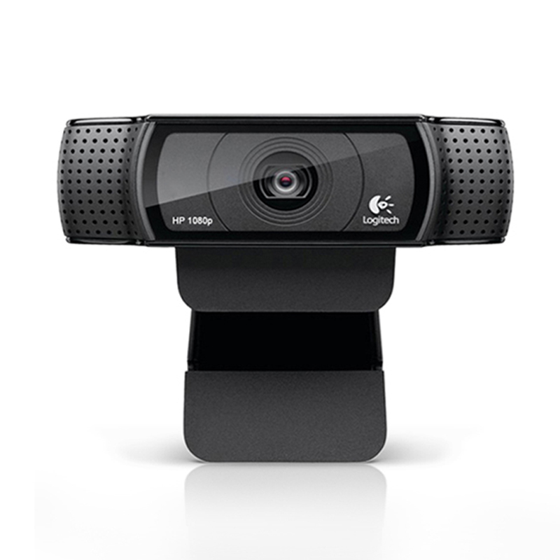Logitech Pro C920 HD Webcam 1080p Webcam Video Recording , 15 Million Pixels, High Quality Camera, Conferencing Camera k501ux dm282t