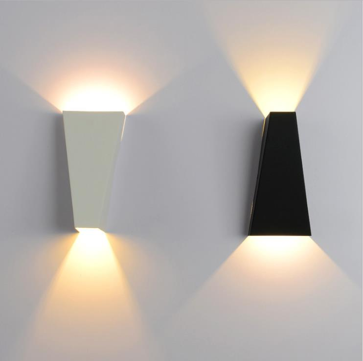 LED Wall Lamp Modern simple and creative led bedside lamp hotel bedroom wall lamp aisle TV back wall lamp 2*3W Indoor IP20LED Wall Lamp Modern simple and creative led bedside lamp hotel bedroom wall lamp aisle TV back wall lamp 2*3W Indoor IP20