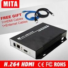 цена на H.264 HDMI To IP Streaming Video Encoder With HTTP /RTSP /RTMP /UDP /ONVIF Protocol