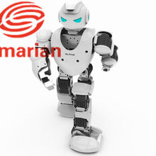 Officiële smarian Alpha 1 s Programmeerbare Humaniod Robot Humanoïde Alpha Robot Intelligente Leven Metgezel Entertainment Educatief(China)