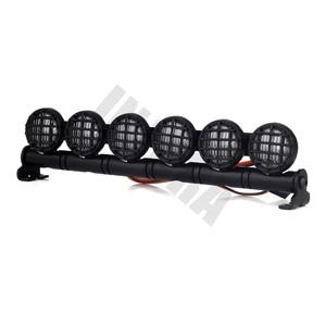 Image 4 - Barra de luz LED multifunción de 152MM para RC Crawler Traxxas TRX 4 TRX4 D90 Axial SCX10 90046