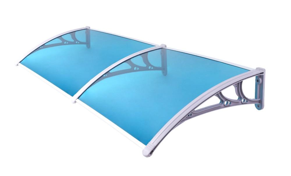 YP120240 120x240cm 47x94.5in Transparent polycarbonate ...