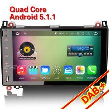 "Erisin ES4982B 9 ""Stereo Car GPS Jogador Android 5.1 A/B Classe W169 W245 Viano Vito"