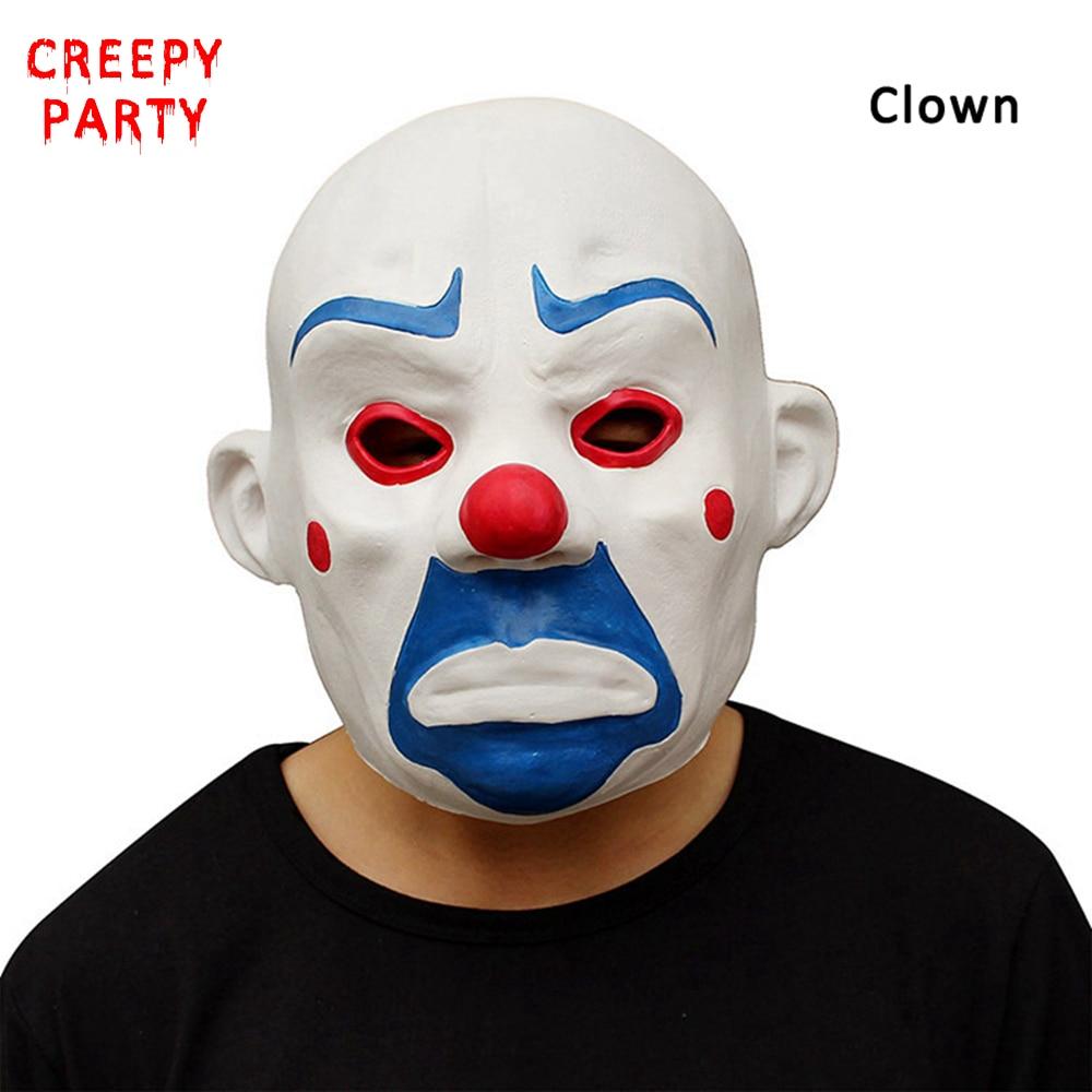 Horror Betaaldag 2 Masker Realistische Spelserie Latexmasker - Feestversiering en feestartikelen - Foto 3