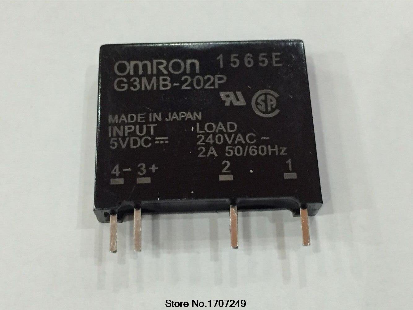 OMRON  Kleinrelais  G5V-1           2886 KG 4