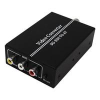 HD SD 3G SDI BNC to AV CVBS PAL/NTSC RCA Video L/R Analog Audio Converter for HDTV