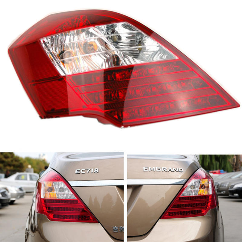 Geely Emgrand 7 EC7 EC715 EC718 Emgrand7 E7 ,Taillights,Rear lights, Brake light,Original geely emgrand 7 ec7 ec715 ec718 emgrand7 e7 car right left taillights rear lights brake light original