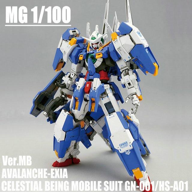 DABAN 8808 Gundam MG 1/100 Avalanche Exia Ver MB CELESTIAL ...