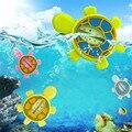 Flutuante Linda Tartaruga de Brinquedo Do Banho Do Bebê Termômetro Termômetro de Água Do Bebê Bóia de Plástico Banho de Banheira Sensor Termômetro de Água Tester