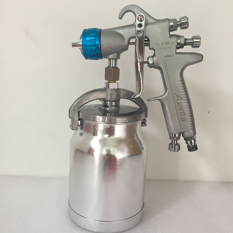 SAT0081 auto paint sprayers hvlp spray gun airbrush air paint sprayer sat1215 air spray paint chrome spray machine hvlp paint gun air paint sprayer