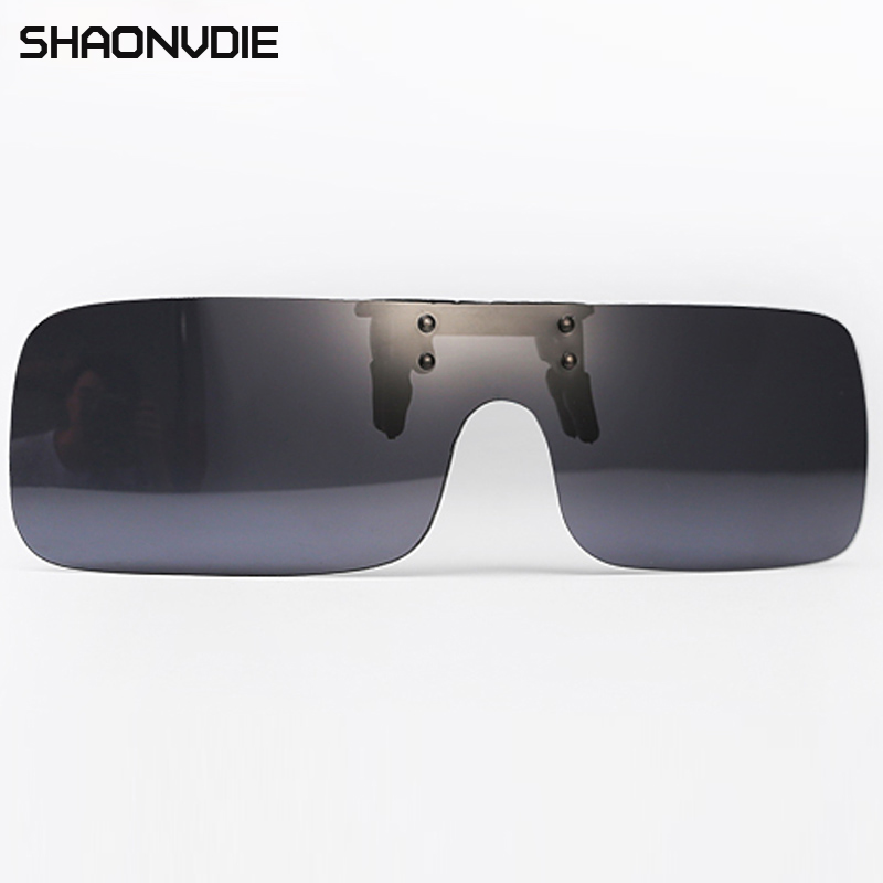 High quality Polarized Clip On Sunglasses Sport Driving Night Vision Lens Sun Glasses Anti-UVA Women Men Oculos Gafas De Sol outeye 2016 new men women polarized clip on sunglasses oculos sun glasses driving night vision lens unisex anti uva anti uvb