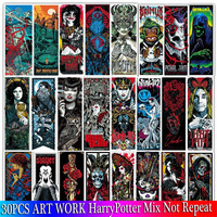 30 Rock Music Exaggerates Punk Graffiti for Bike Motorcycle Phone Laptop Travel Luggage for Guitars PVC Waterproof car stickers