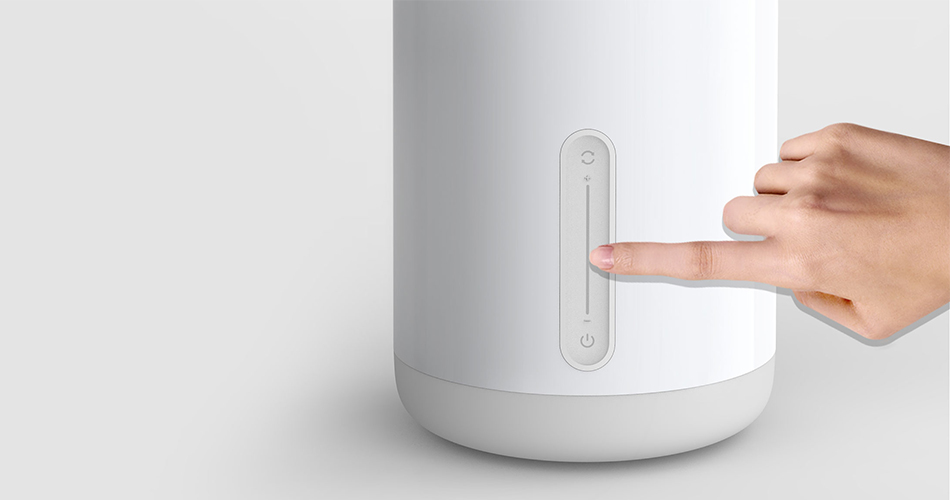 New Version Xiaomi Mijia Bedside Lamp 2 Smart Light voice control touch switch smart APP color adjustment For Apple Homekit Siri (11)