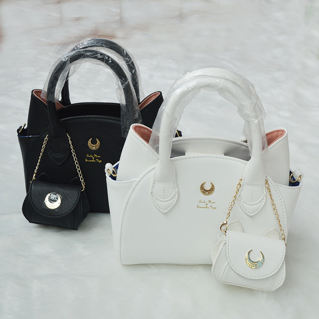 Women Brand Design moon handbag