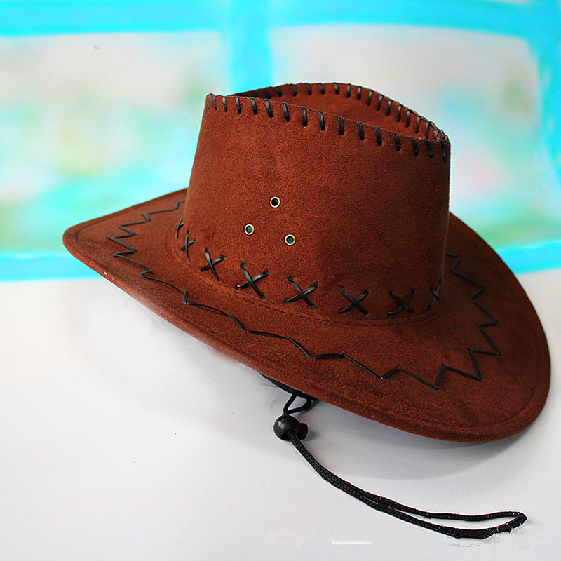7491a824a52b Aliexpress.com : Buy Western Cowboy Hat 2017 Cheap Price Cowboy Hat For Gentleman  Cowgirl Jazz Cap With Gentleman Suede Sombrero Cap from Reliable cowboy ...