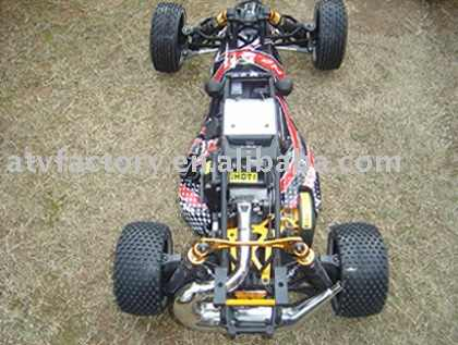 / 1:5 gas powered rc mobil