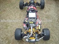 Gas powered coche rc / 1:5 gas powered coche rc