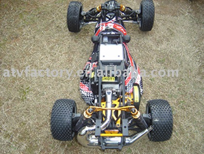 gas powered rc car / 1:5