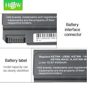 Image 3 - Аккумулятор для ноутбука HP EliteBook, 6 ячеек, 6930p 8440p ProBook 458640 542 6440b 6445b 6450b 6540b 6545b 6550b 6555b 6535b 6730b