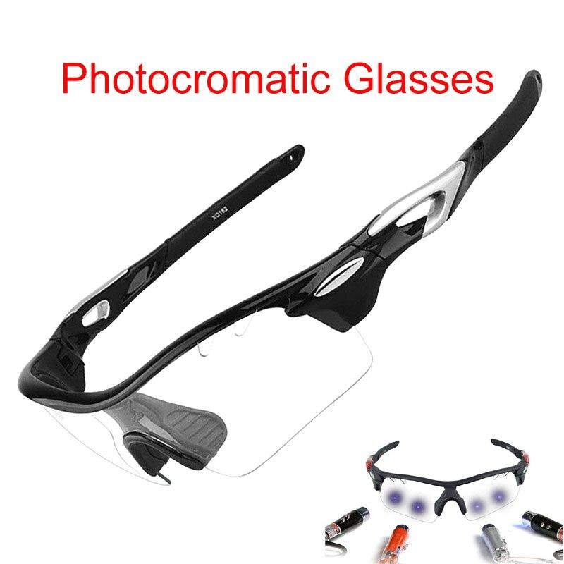 f4880041afd94 2017 New TR90 Photochromic Polarizada Bicicleta Óculos De Ciclismo Óculos  Esportes Ao Ar Livre MTB Bicicleta Óculos Goggles Óculos 3 lens