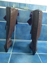 Exquisite Black Butler Cosplay Shoes