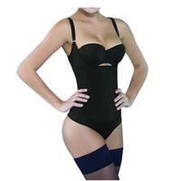 Women Bodysuit Control Slimming Underwear Shapewear Body Shaper Tummy Waist Trainer Cincher