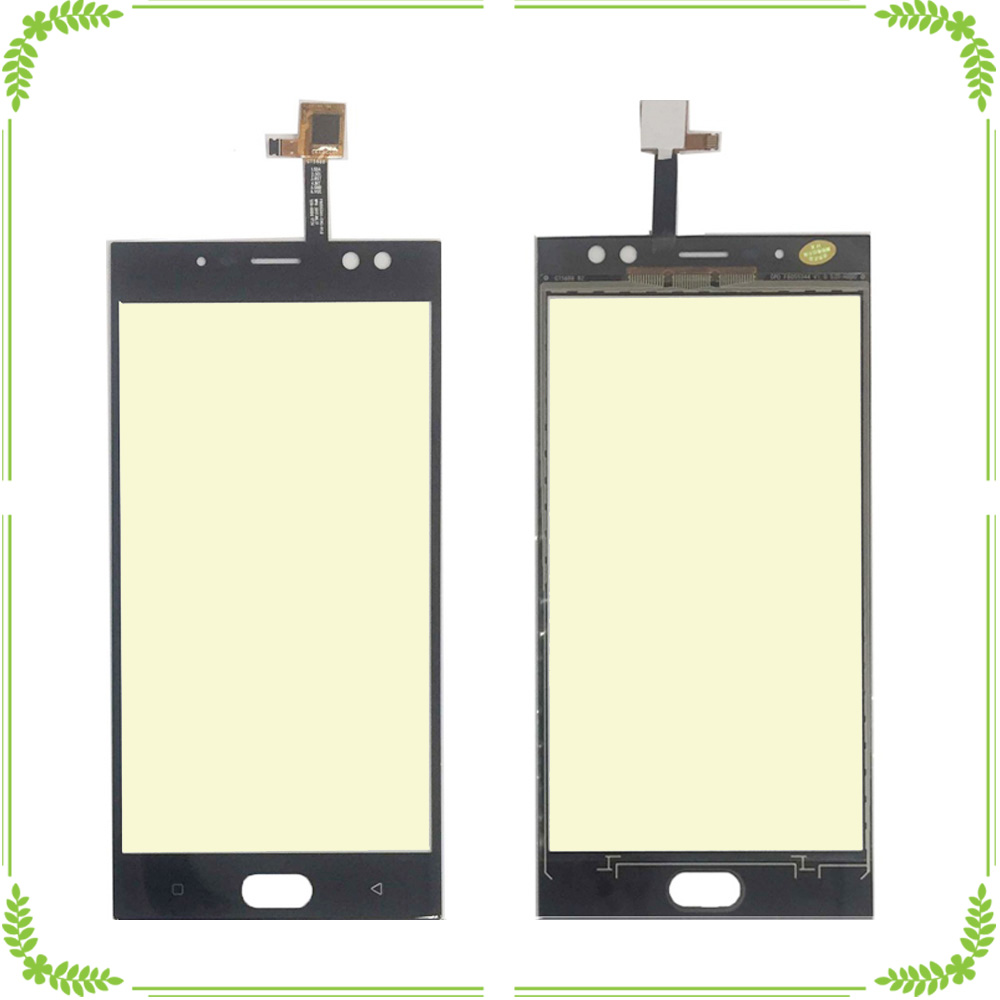 5pcs Mobile Phone Touch Panel For Oukitel K3 Touch Sensor Screen Digitizer Replacement Front Touchscreen Touchpad No LCD
