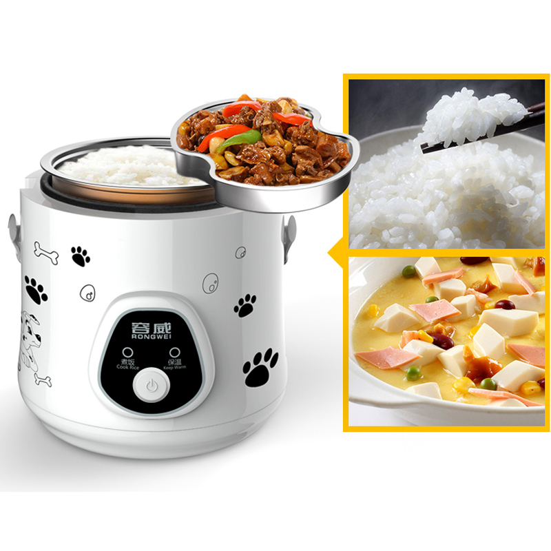 Yung wei 1 6l mini rice cooker electric rice cooker electric small rice cooker free shipping - Six alternative uses of rice at home ...