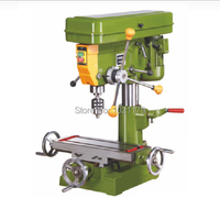Mechanical Hardware multifunction X Y axis mini drill milling machine