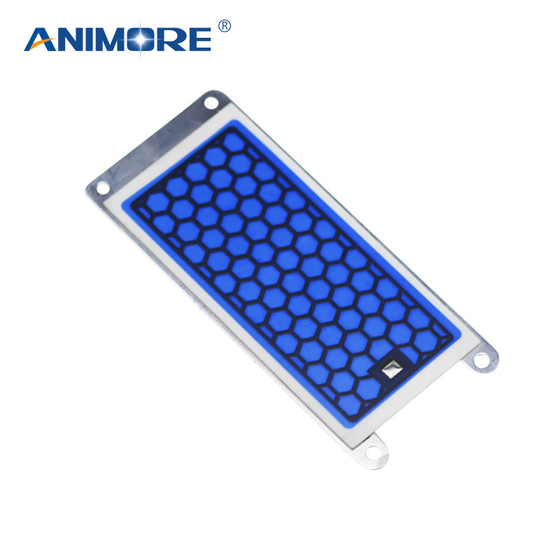 ANIMORE Newest Ozone Ceramic Plate 220V 5g Ozonizer Air and Water Ozone Generator Parts Air Purifier for Home Bedroom AP-09ANIMORE Newest Ozone Ceramic Plate 220V 5g Ozonizer Air and Water Ozone Generator Parts Air Purifier for Home Bedroom AP-09