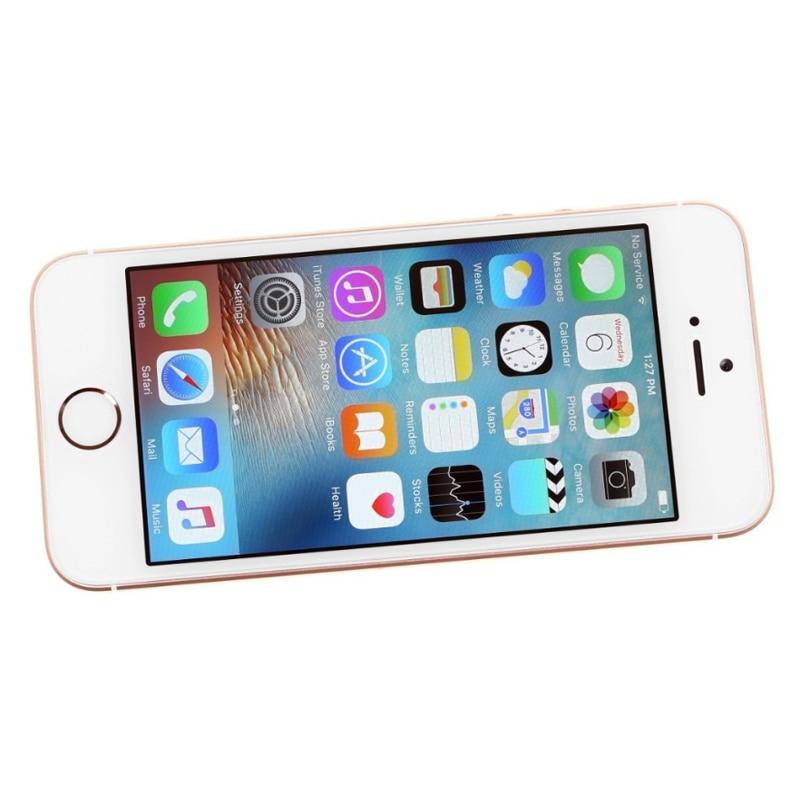 Original Unlocked Apple iPhone SE Fingerprint Dual core 4G LTE Smartphone Sealed 2GB RAM 16 64GB Original Unlocked Apple iPhone SE Fingerprint Dual-core 4G LTE Smartphone Sealed 2GB RAM 16/64GB ROM Touch ID Mobile Phone