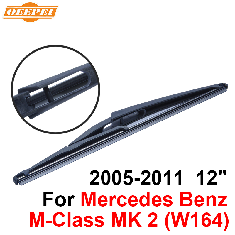 QEEPEI Rear Wiper Blade No Arm For Mercedes Benz B-Class MK 1 (W245) 2005-2011 12 4 door ...