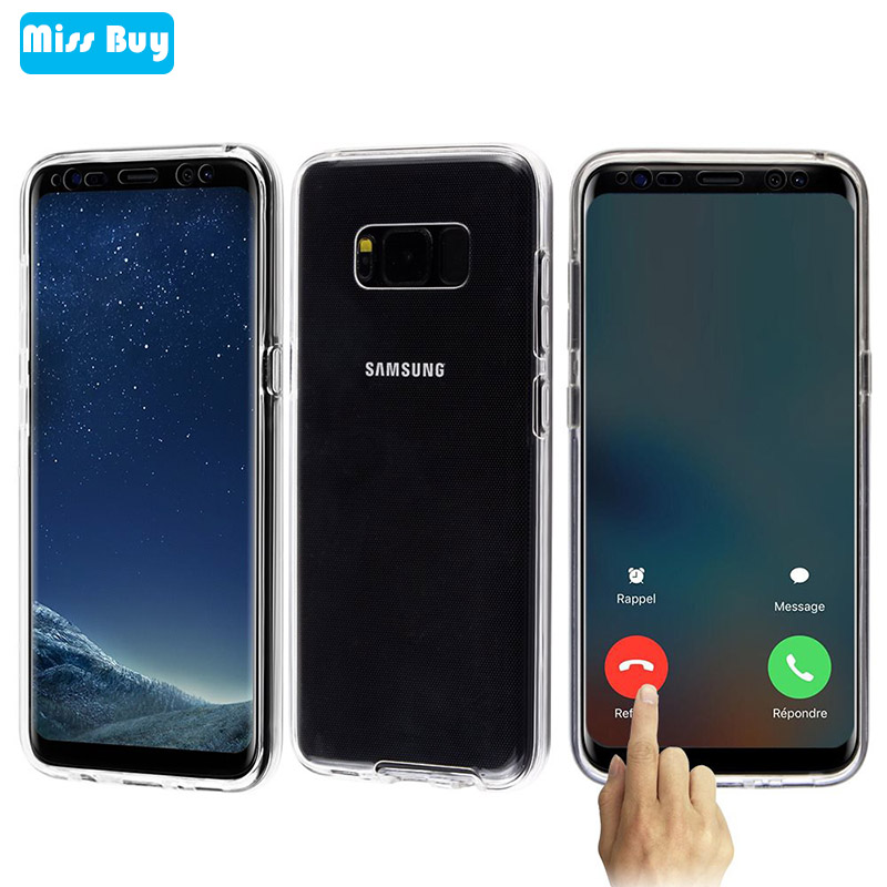 Phone case For Samsung Galaxy Note 9 360 Degree Full Cover Body ... 1924c2dd9380