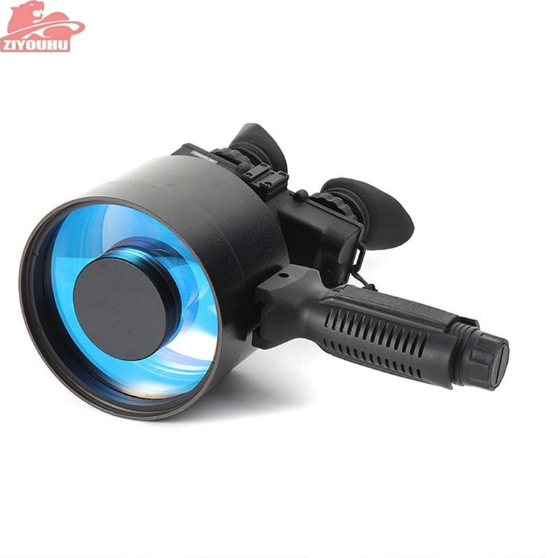 ZIYOUHU Infrared low light binocular monocular long distance night vision outdoor patrol hunting large lens telescope