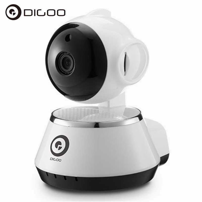 Digoo BB-M1 Wireless WiFi USB Camcorder Camera 720P Support Micro SD Card 1.0MP 4X Digital Zoom Night Vision for Baby Pet Care