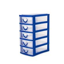 Практичная Съемная DIY Настольная коробка для хранения ювелирных изделий пластиковая коробка для хранения ювелирных изделий Органайзер держатель Шкафы для мелких предметов