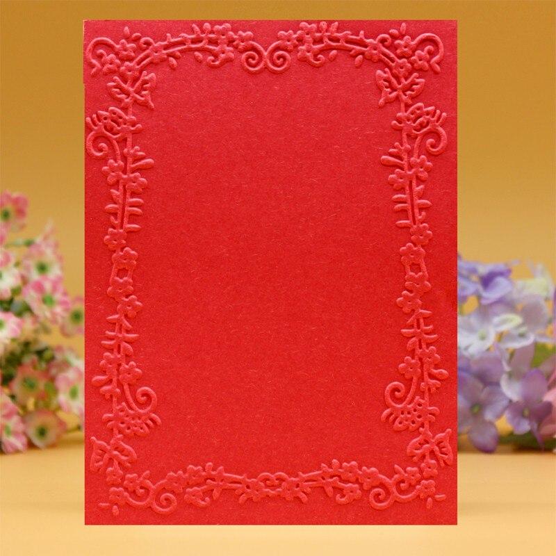 DIY Scrapbooking Bunga Baru Embossing File Template Foto Pembuatan - Seni, kerajinan dan menjahit - Foto 3