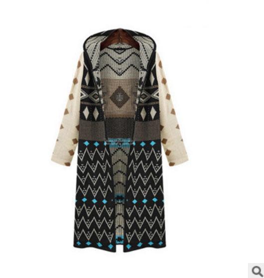 Future of Bohemia Knitted Boho Cardigan