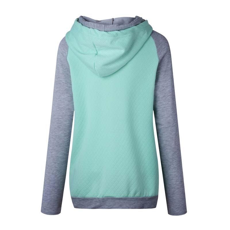 Women's Autumn Hoodie Sweatshirt 30