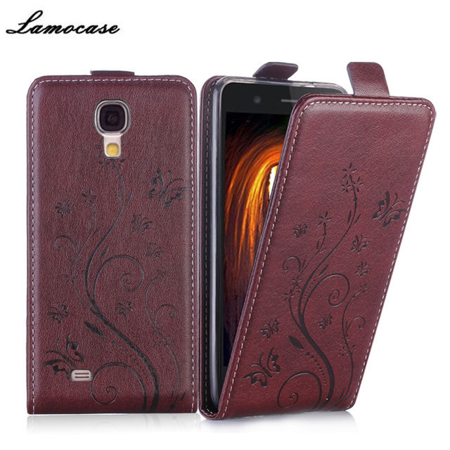 Luxury Leather Case for Samsung Galaxy S4 Mini I9190 I9192 I9195 GT-i9190 GT-i9192 GT-i9195 Duos GT-I9192I Embossing Flip Cover