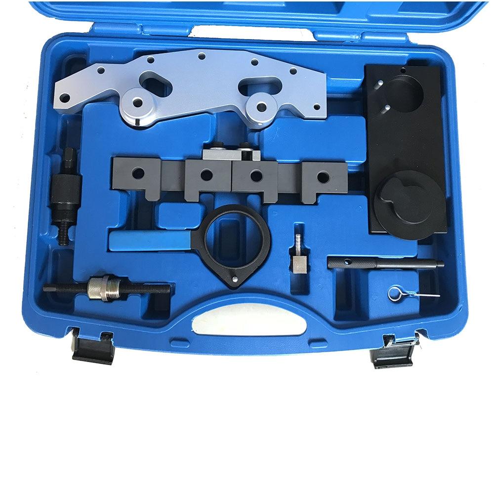 Camshaft Alignment Engine Timing Locking Tool Master Set Double Vanos For BMW M52TU M54 M56 цена