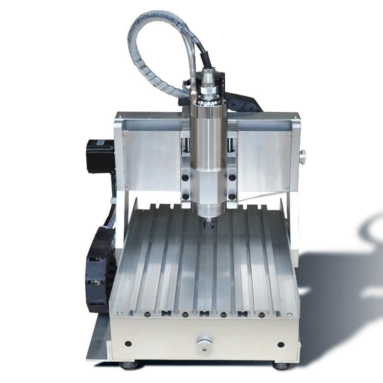 prezzo della macchina per incisione 3D mini metallo cnc - Attrezzature per la lavorazione del legno - Fotografia 2