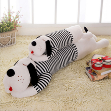 70 90 120cm Plush Toy Big Dog Giant Stuffed Soft Extremely Stitch Stuff Animal Pillow Home Sofa Puppy