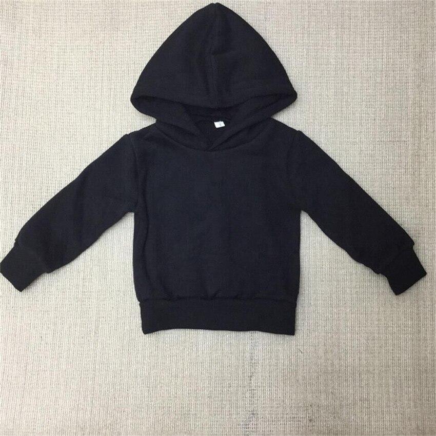 4a83f9d88 2019 COSPOT Baby Girls Boys Winter Hoodies Coat Boy Plain Black Gray ...