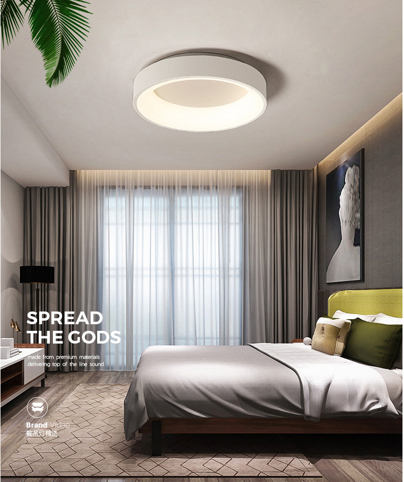 Cooperative Led Ceiling Light Modern Lamp Living Room Lighting Fixture Bedroom Kitchen Surface Mount Flush Panel Remote Control Back To Search Resultslights & Lighting Ceiling Lights
