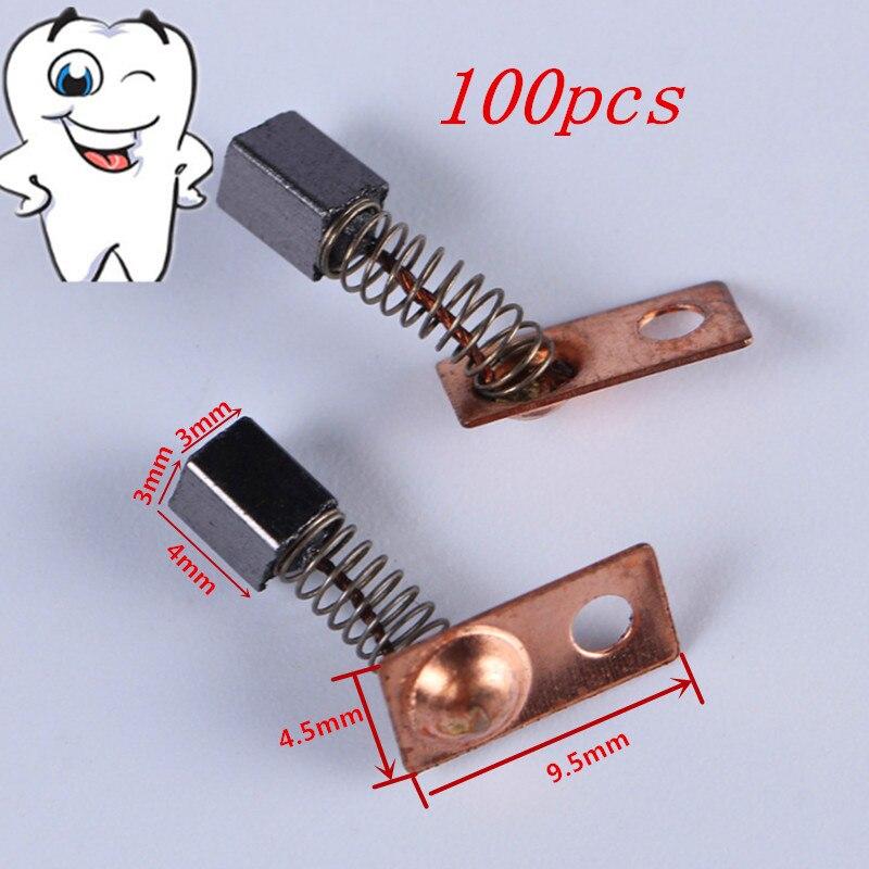 100 pièces 50 paires livraison gratuite matériaux dentaires brosse en carbone-in Blanchiment des dents from Beauté & Santé    1